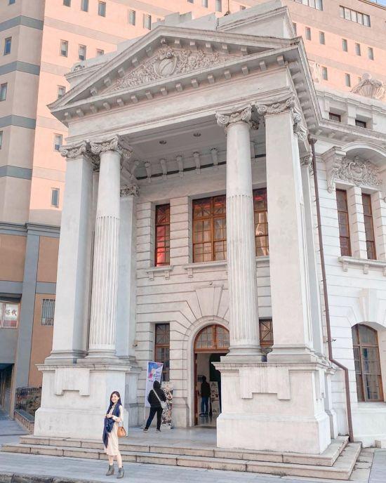 台中市役所|台中景點|台中必去|歷史建築|古蹟景點