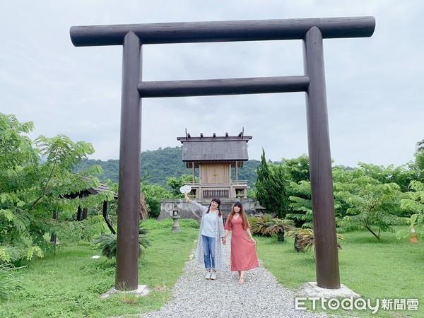 鹿野神社|台東鹿野一日遊 3大景點推薦!一訪鹿野神社和最美綠色隧道