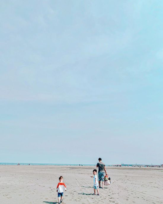外澳沙灘|宜蘭景點|宜蘭兩天一夜|宜蘭海邊|宜蘭衝浪
