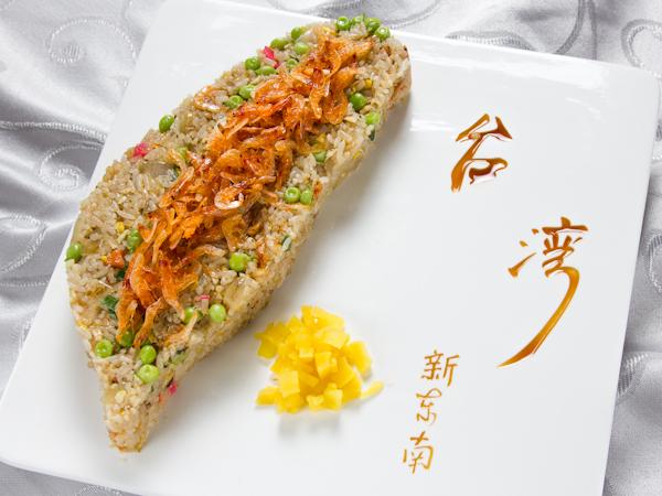 新東南海鮮餐廳-櫻花蝦炒飯|台菜餐廳推薦,台北聚餐推薦,家庭聚餐推薦,台北美食,全台美食