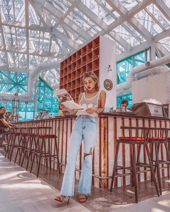 美。食光 Lumière|台南餐酒館|玻璃屋餐酒館|南美二館