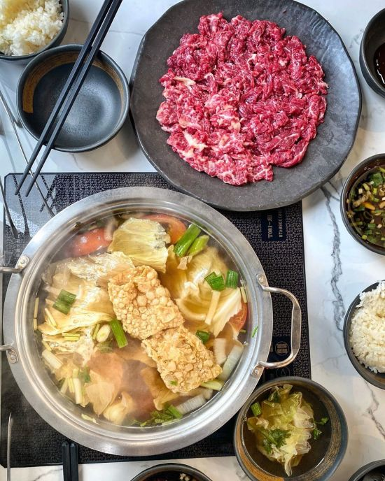 台南美食|台南涮涮鍋|阿裕牛肉涮涮鍋|阿裕火鍋崑崙店|阿裕牛肉湯