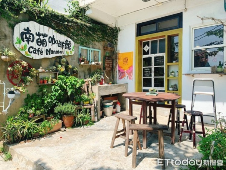 南萌咖啡館|馬祖景點,馬祖南竿景點,馬祖咖啡廳,南竿咖啡廳