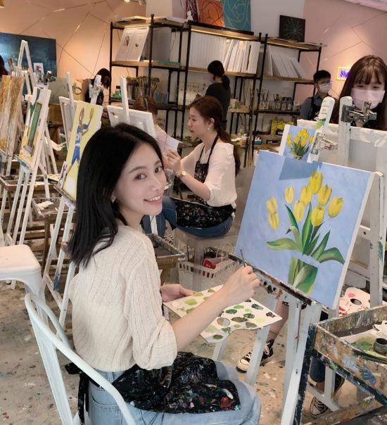 Studio 83 油畫 手作坊