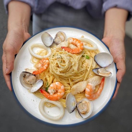 醉漁伕奶油海鮮麵 Wb House 威布好食