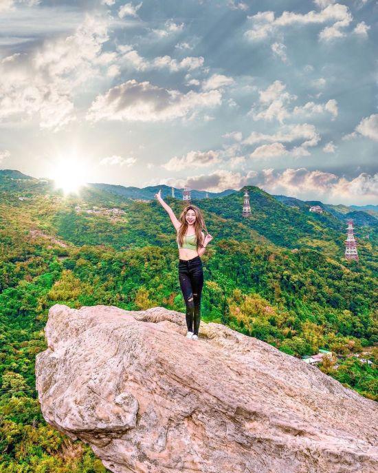 內湖剪刀石|金面山|內湖登山步道|台北登山步道|北部親山步道