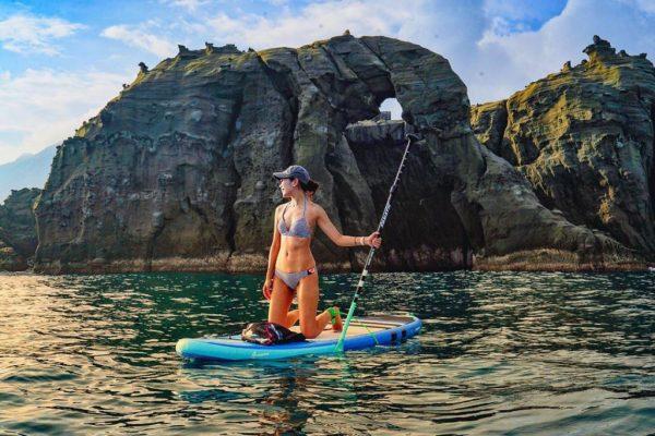 深澳象鼻岩|東北角SUP
