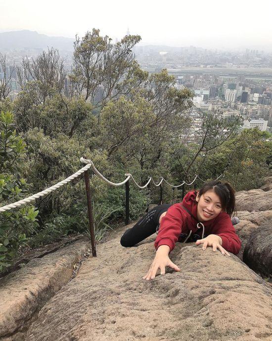 剪刀山|金面山|剪刀石|內湖剪刀石|台北登山步道