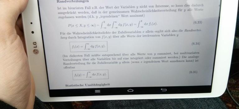 LG G Pad 8.3 im Test