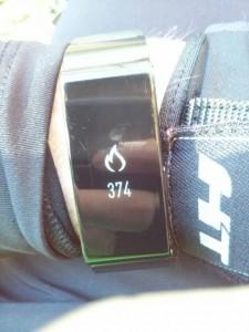 Huawei Talkband B2 Kalorien