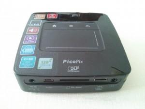Netzgerät, Mini-USB, SD-Card/MMC, Mini-HDMI und Kopfhörer