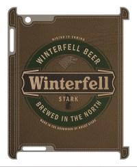 Winterfell beer Ipad case