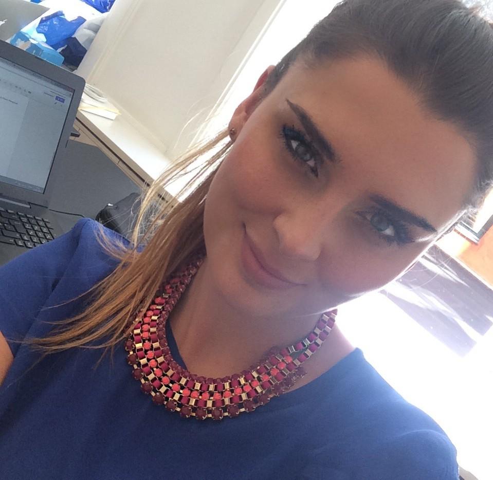 I'm Salli, salli villefrance, skønhedsblog, dansk blog, salli villefrane model