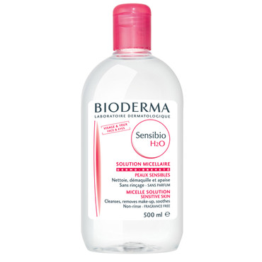 Bioderma, eyelash extensions