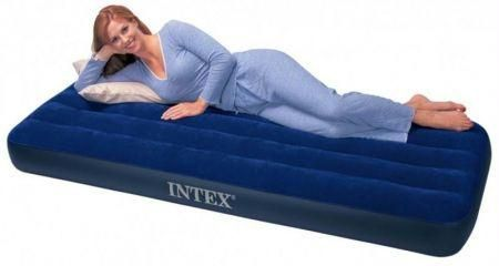 Intex Inflatable Air Bed Single Mattress Online