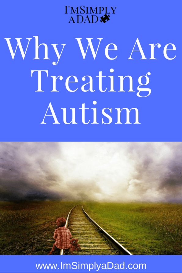 Autism Treatment: Why we are treating autism holistically.