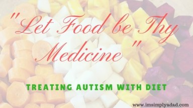 Treating Autism With Diet