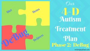 Phase 2: Autism Treatment Plan: Help my son with autism fight candida after antibiotics destroyed his immune system