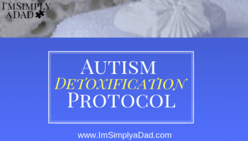 Ion Cleanse for Autism: Is it Helping After 30 Days? - I'm Simply A Dad