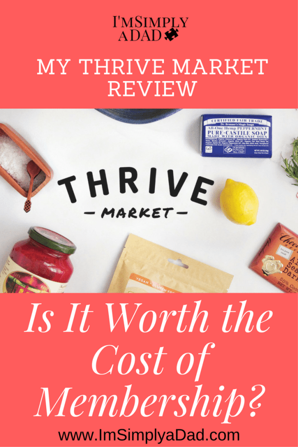 I wish I joined years ago!!! I'm now saving almost $100/month on my Paleo & GFCF groceries from Thrive Market. Here is my complete Thrive Market Review.