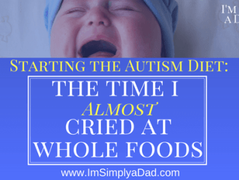 Starting the Autism Diet