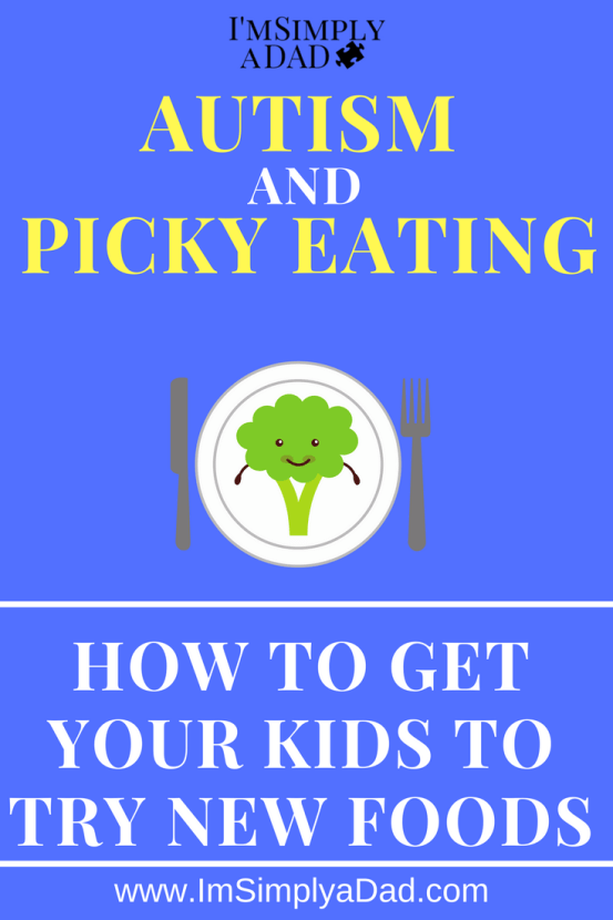 Picky Eating and Autism: Tips, ideas and advice to help any picky eater. Whether you have a toddler, older kid, or a child with autism, overcome picky eating with these strategies.