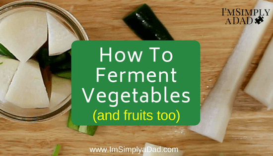 Learn how to ferment vegetables & fruits. Once you learn the basic fermentation process you'll be on your way to creating your own healthy recipes. You'll be surprised how fun & easy it is to make things like homemade sauerkraut. Find out all the details you need and 2 quick video demos and recipes included to show you just how easy it is.
