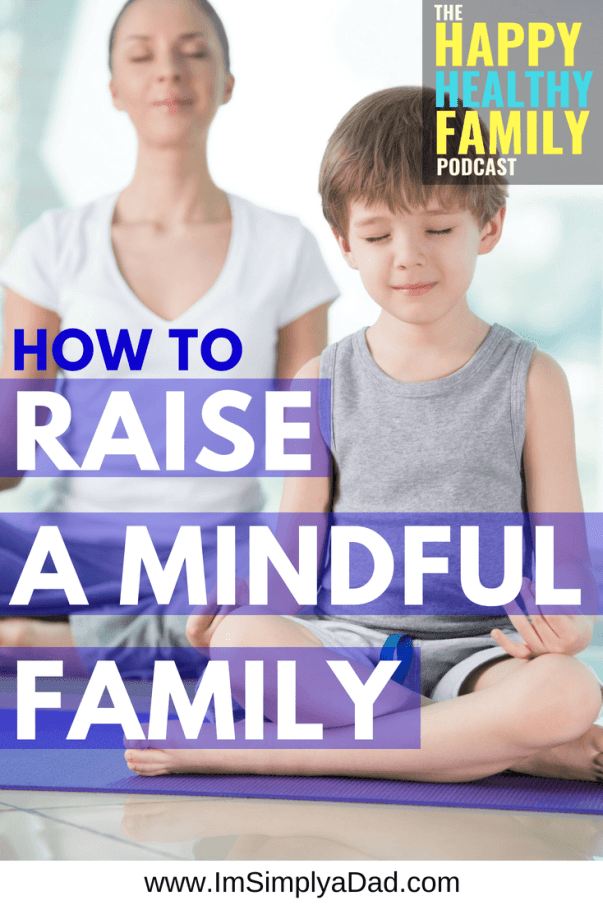 How to raise a mindful family. Raising happier and more resilient kids through mindfulness. We talk all about mindfulness and how it can help both us parents and our kids better manage stress and live happier lives. My guest is Dr. Chris Willard. Dr. Chris is an expert in teaching kids and teens how to be more present and mindful. Dr. Willard is a Harvard educator, author, and therapist. Dr Willard and I discuss the benefits of mindfulness, how and why to teach our kids to be more mindful, and Dr Willard also shares several exercises that we can use with our families. We can all be more mindful just by applying these simple ideas and practices into our everyday lives. #mindfulness #mindfulfamily #mindfulnessfor kids #podcast