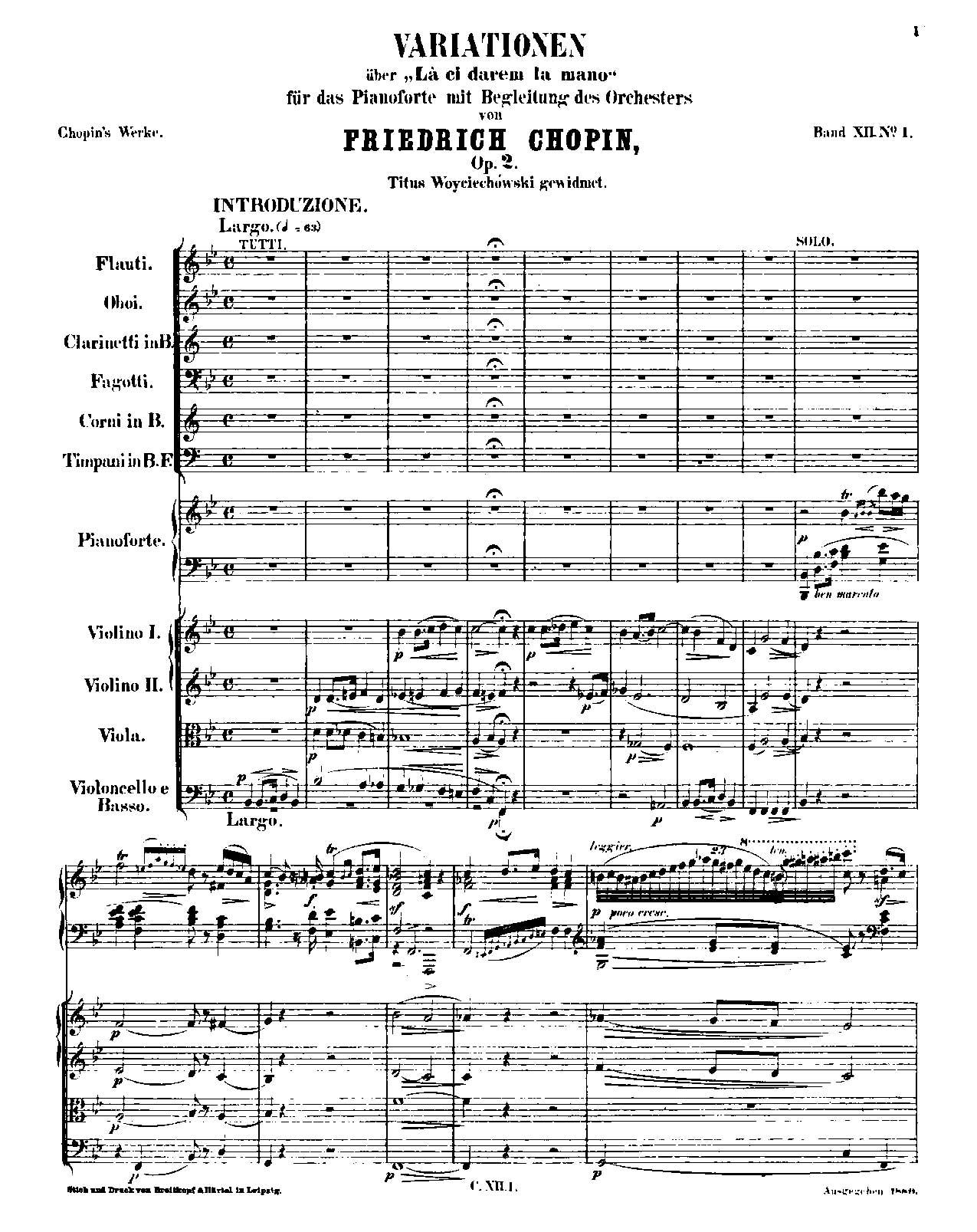 Chopin op. 2