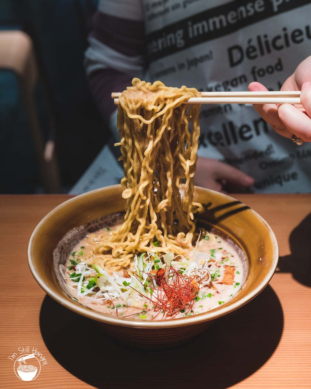 Kyoto Engine Ramen