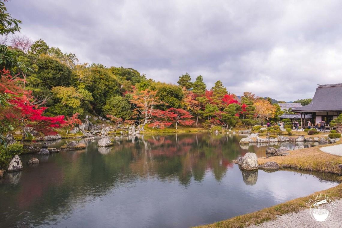 Arashiyama Tenryuji Temple
