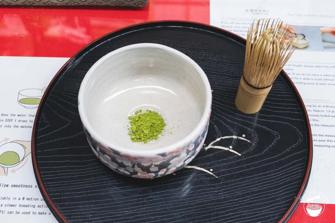 Uji - Matcha Tasting