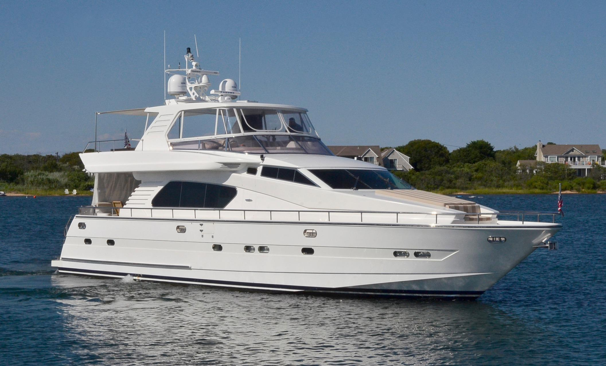 70 Horizon 1999 Ceviche For Sale In Montauk New York