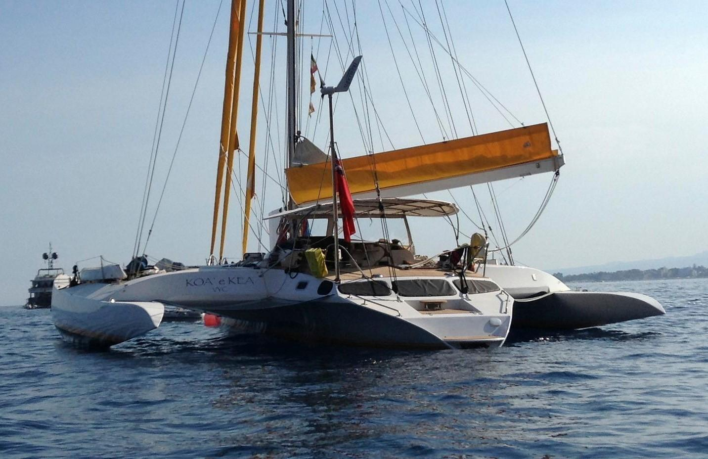 The Multihull Company Used Trimarans For Sale