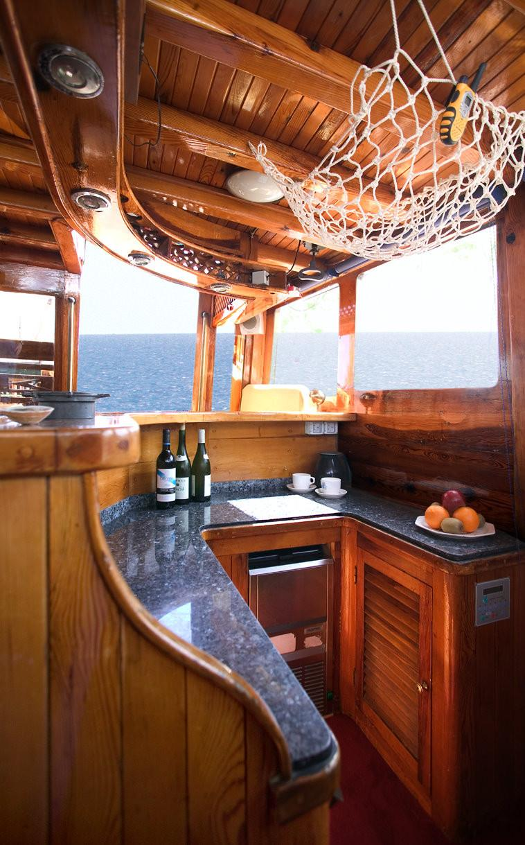 Classic Wheelhouse Ketch Boat For Sale Westwater Yacht Sales