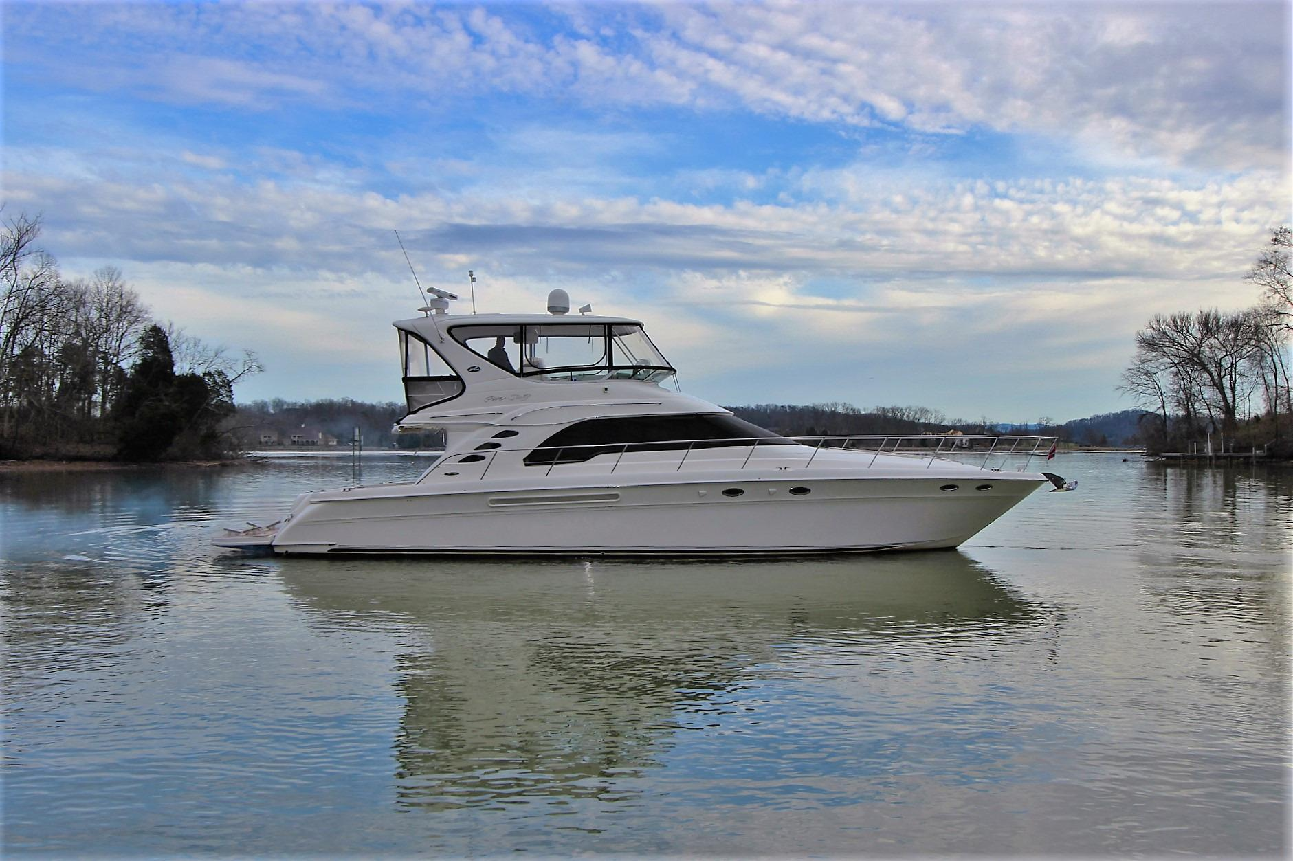 Sea Ray Silverton Amp Carver Yachts For Sale TN Used