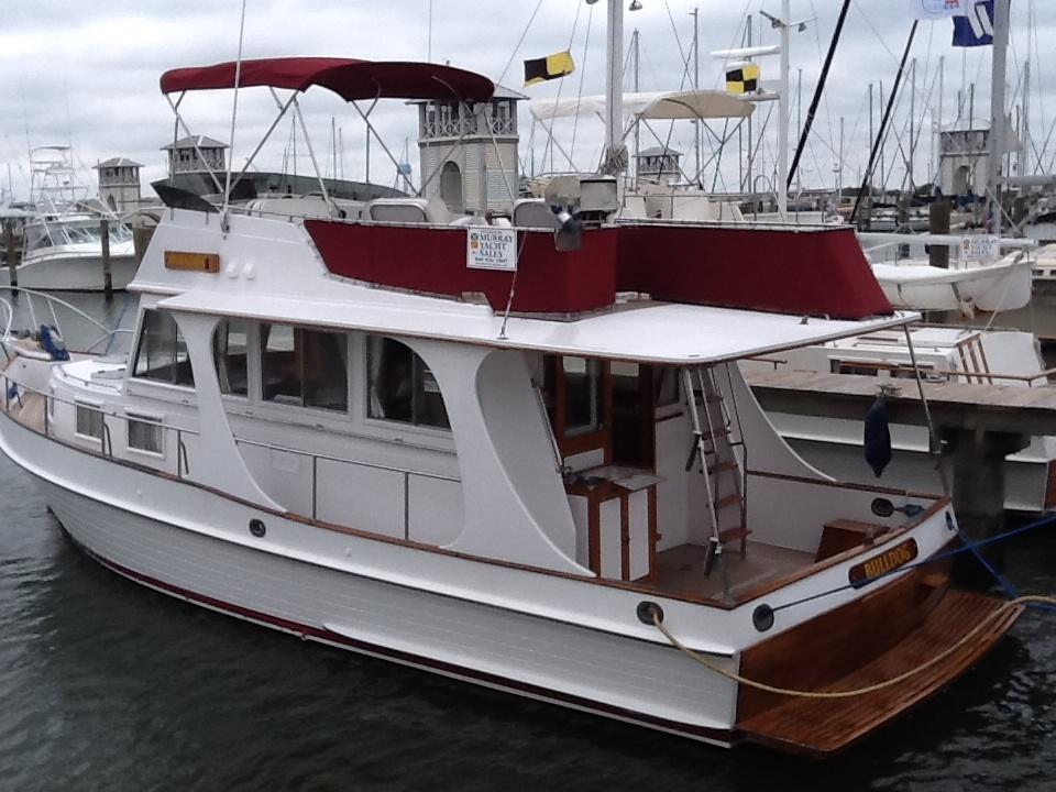 36 Grand Banks 1990 For Sale In New Orleans Louisiana US