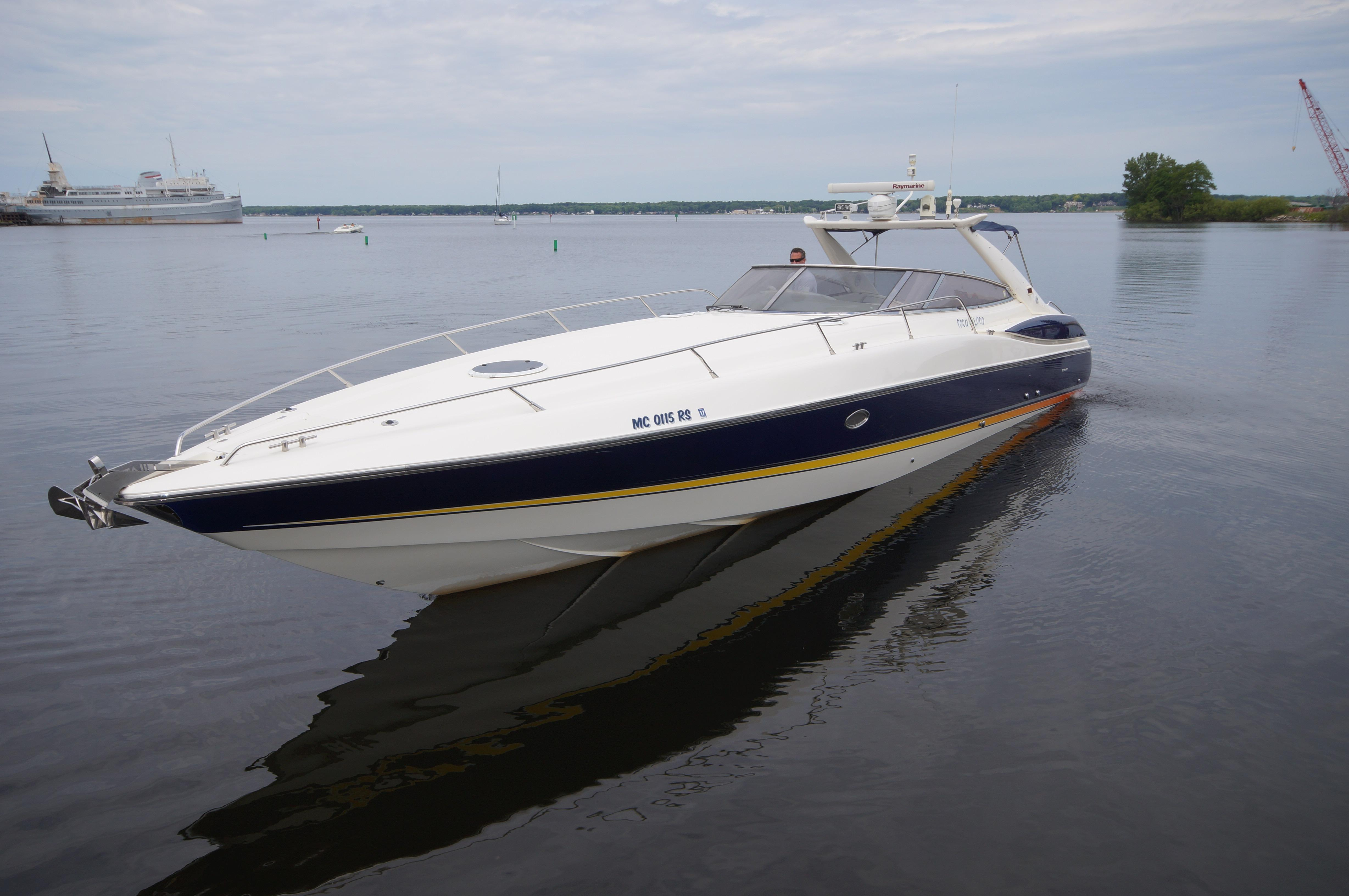48 Sunseeker 1997 For Sale In Muskegon Michigan US