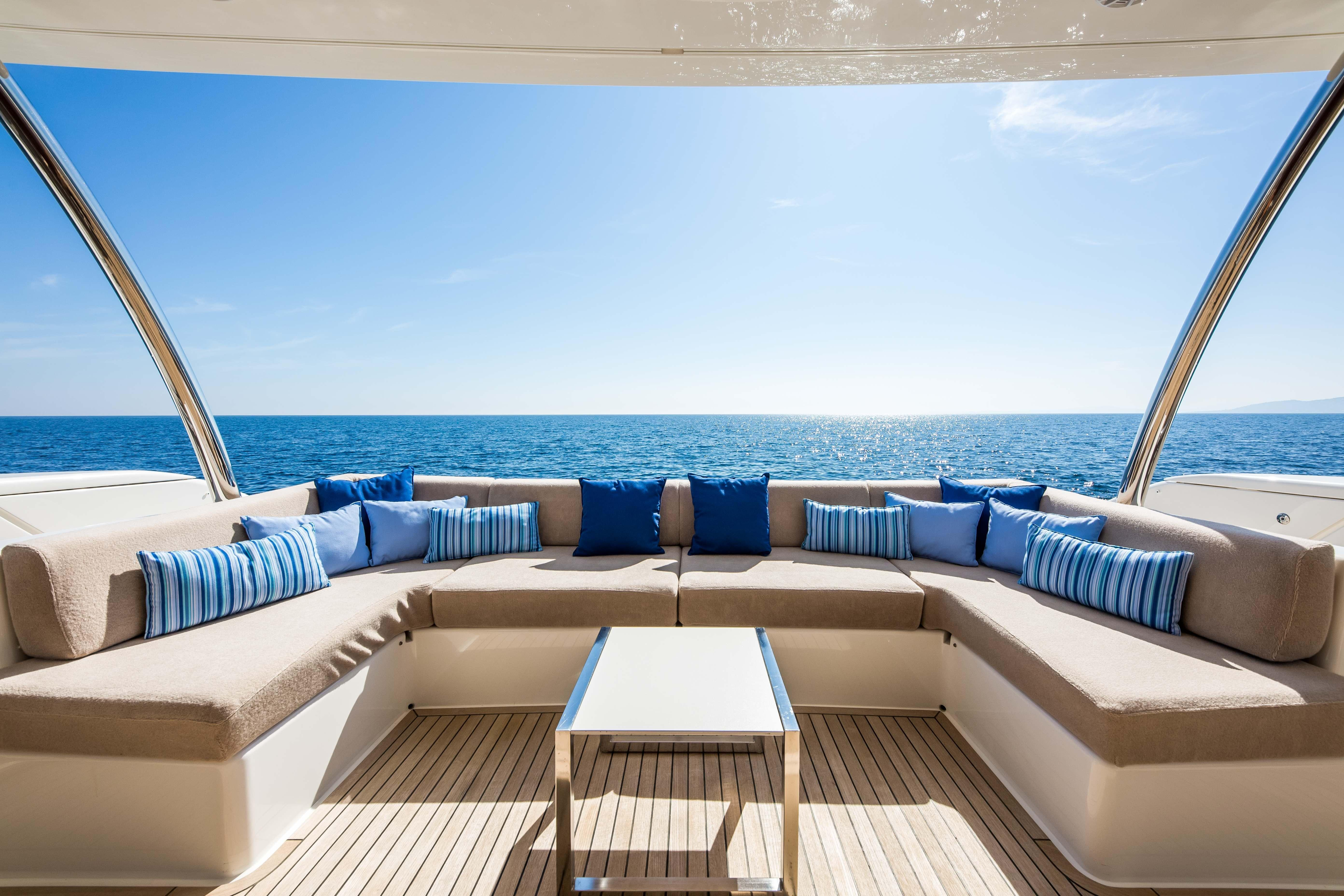 Used Ferretti 96 2015 Yacht For Sale Antibes Denison Yachting