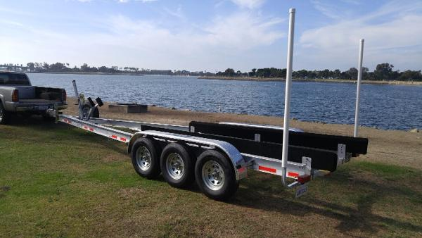 Boat Trailers For Sale In San Diego Ballast Point Yachts