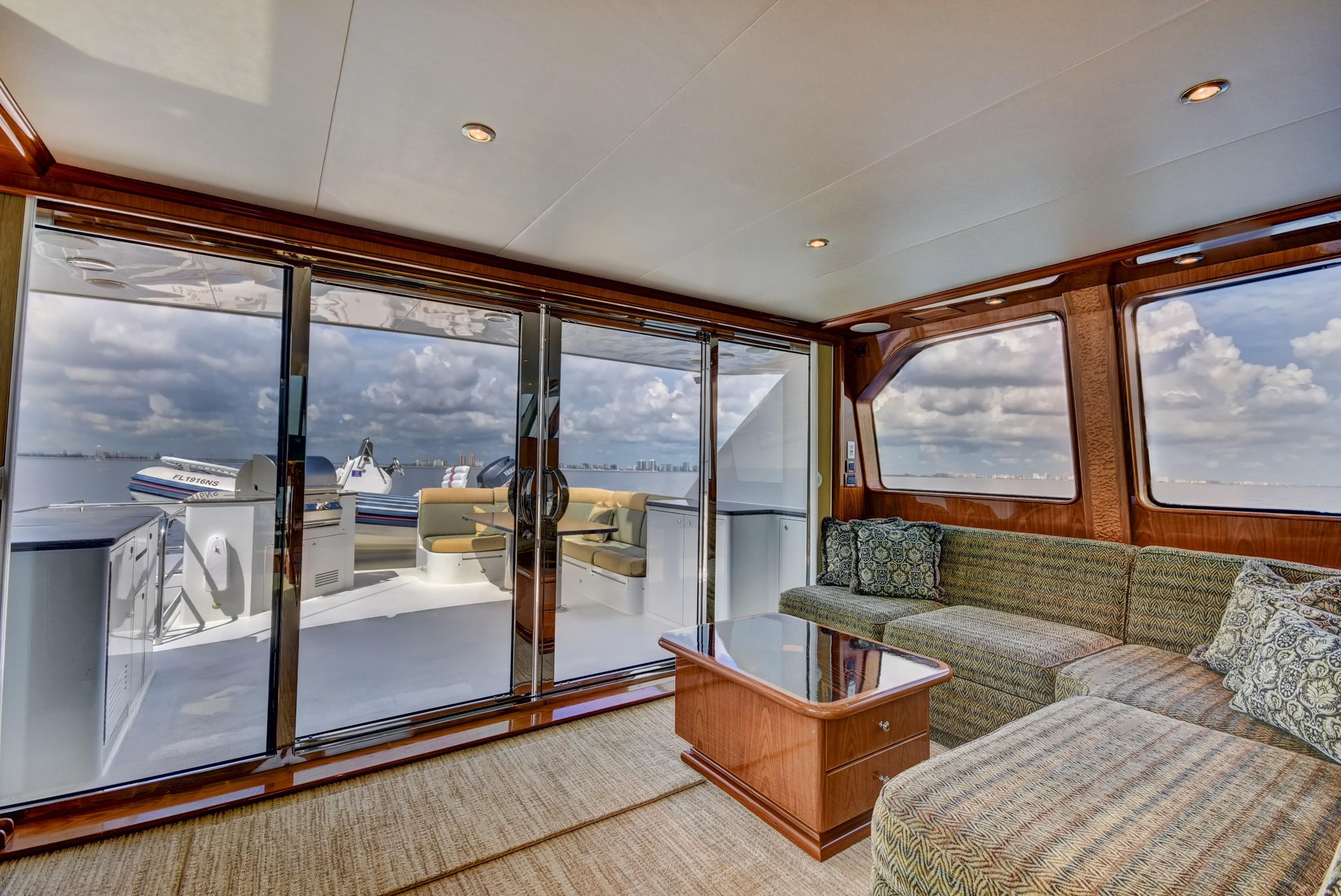 Footloose Cheoy Lee 95 Yachts For Sale
