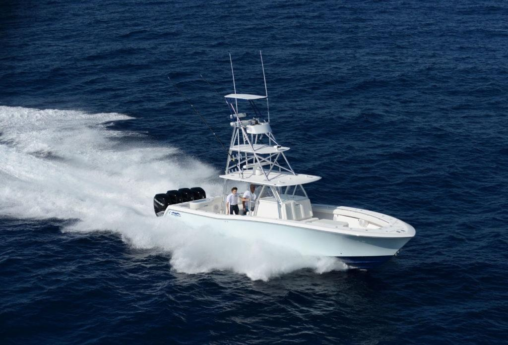On Order Invincible 2019 42 Open Fisherman 42 Yacht For