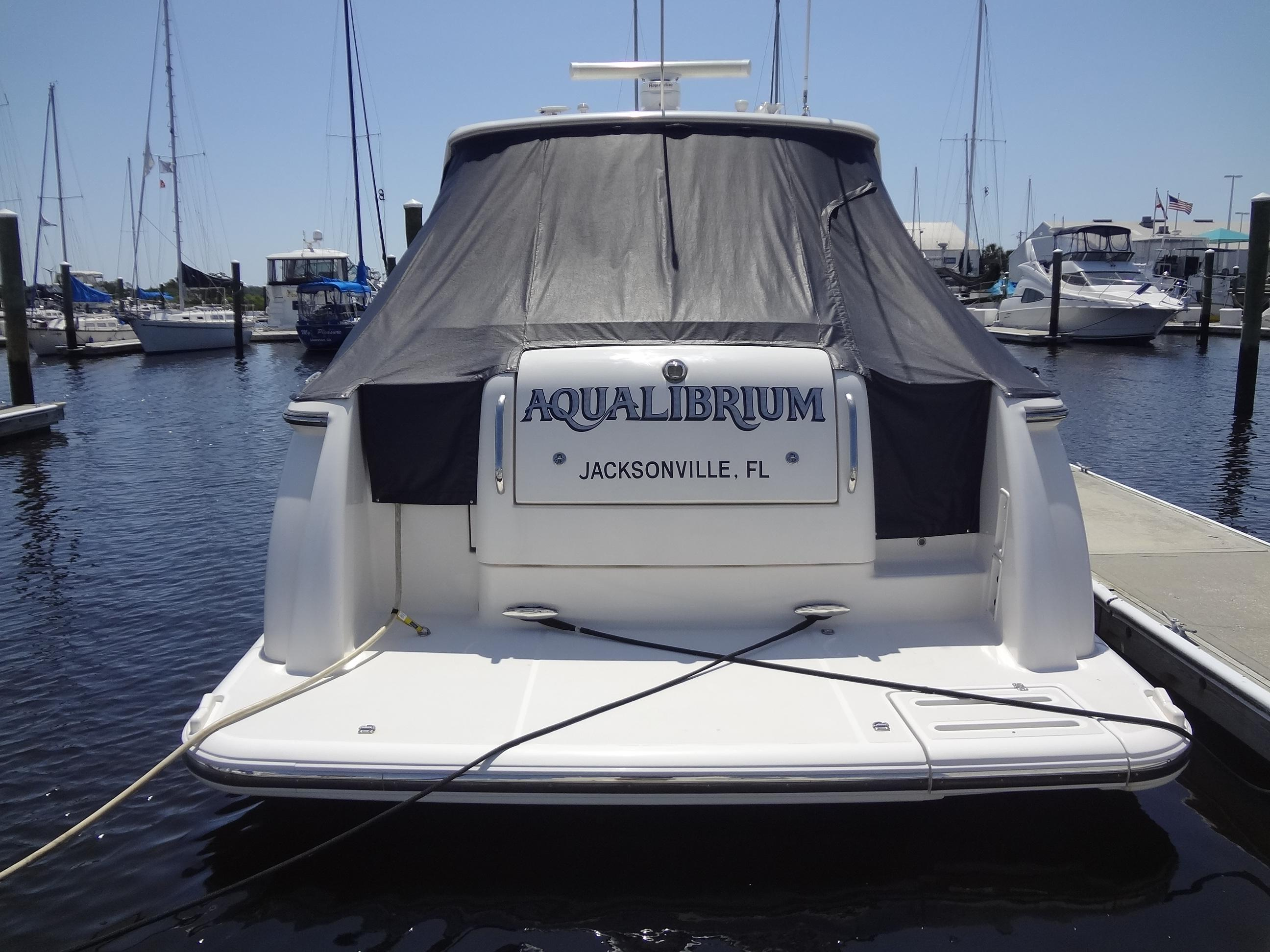 39 Tiara 2008 AQUALIBRIUM For Sale In JACKSONVILLE