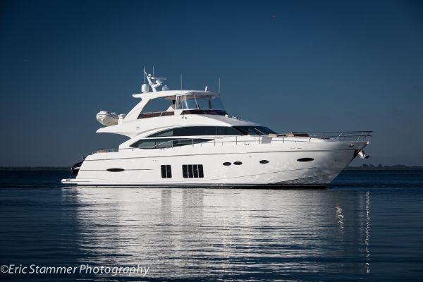 2011 72 Princess Viking My Yacht For Sale The Hull