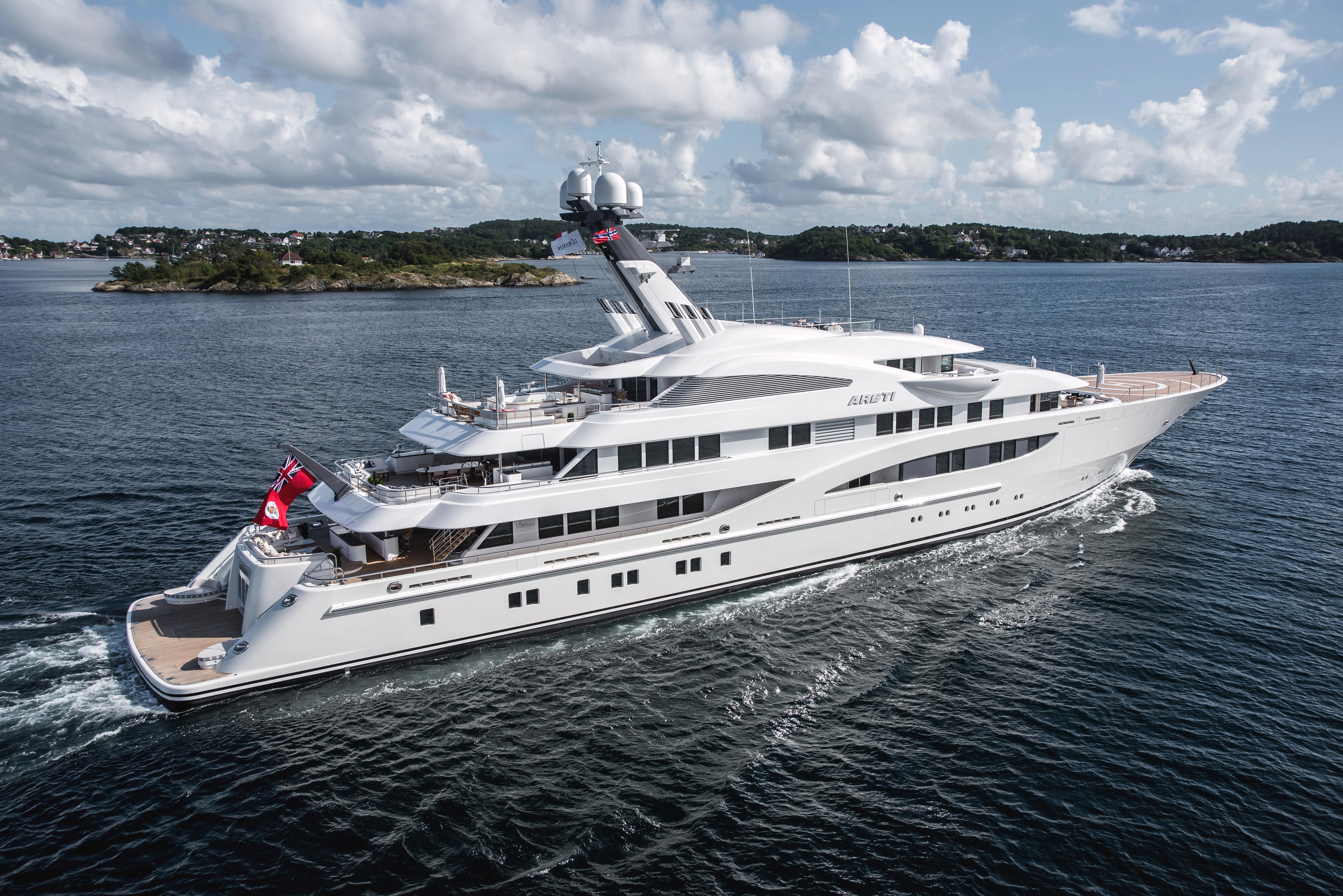 Superyachts For Sale SuperYacht World
