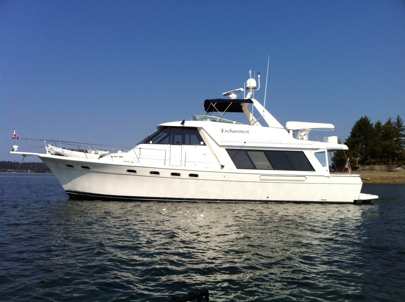 Bayliner 4788 Enchantment 3918425 For Charter