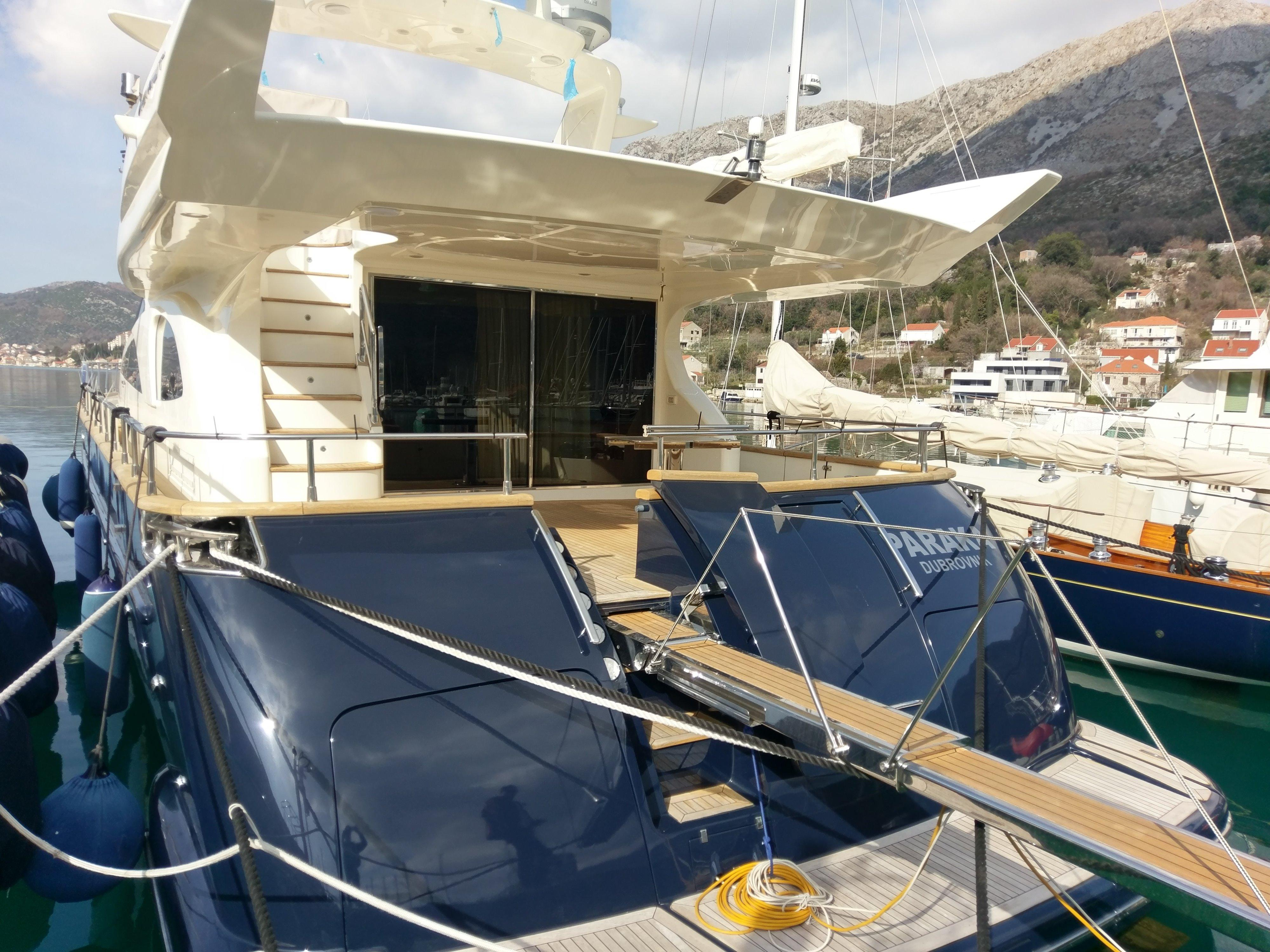 Used Azimut 80 Yachts For Sale In Croatia Denison Yachting