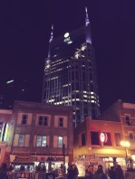 The Famous ATT tower in Nashville, Tennessee