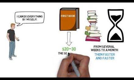 Passive Income Idea: Publishing on Amazon( Practical Video)   Animated