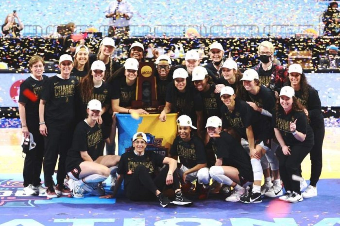 Baylor And Stanford Bring Home Championships